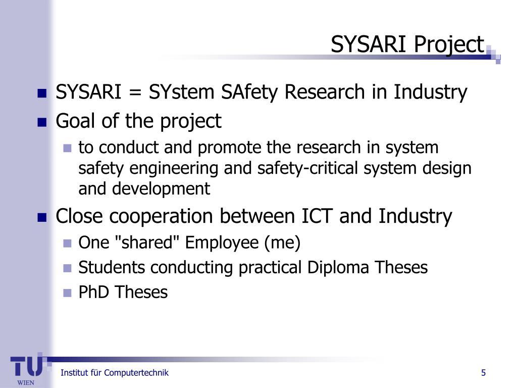 SYSARI Project