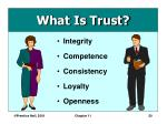 what is trust