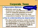 corporate taxes12
