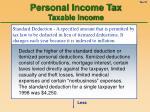 personal income tax taxable income27