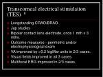 transcorneal electrical stimulation tes 8
