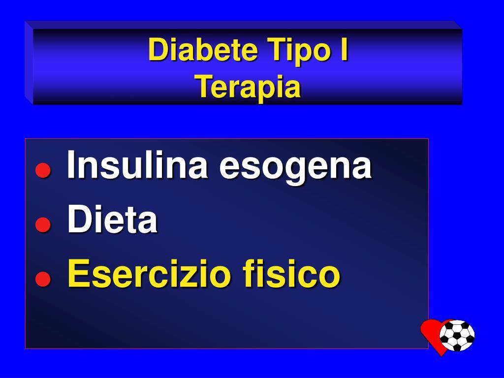 Diabete Tipo I