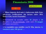 finanziaria 200814