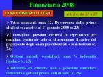 finanziaria 200837