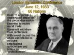 london economic conference june 12 1933 66 nations