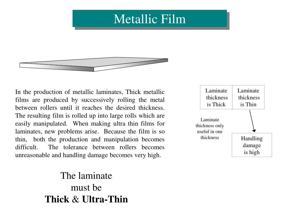 Metallic Film