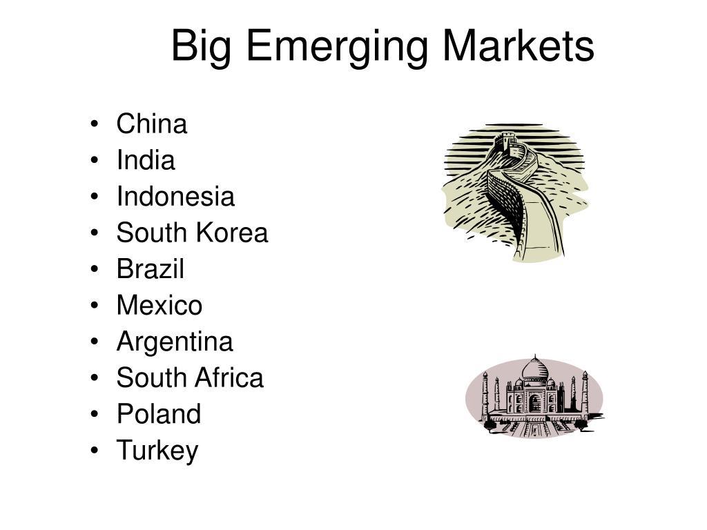 Big Emerging Markets