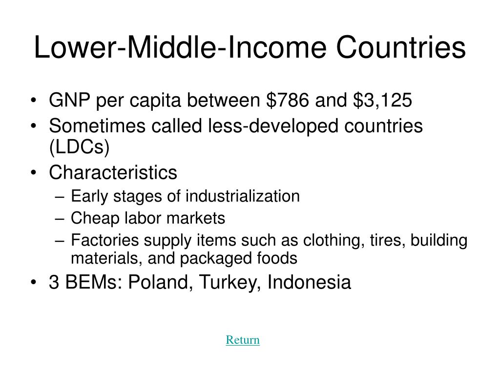 Lower-Middle-Income Countries