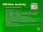 infohio activity