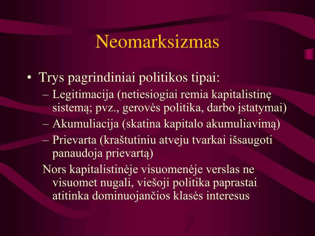Neomarksizmas