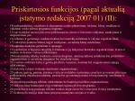 Priskirtosios funkcijos pagal aktuali statymo redakcij 2007 01 ii l.jpg