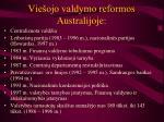 Vie ojo valdymo reformos australijoje l.jpg