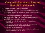 Vietos savivaldos sistema lietuvoje 1990 1995 aisiais metais l.jpg