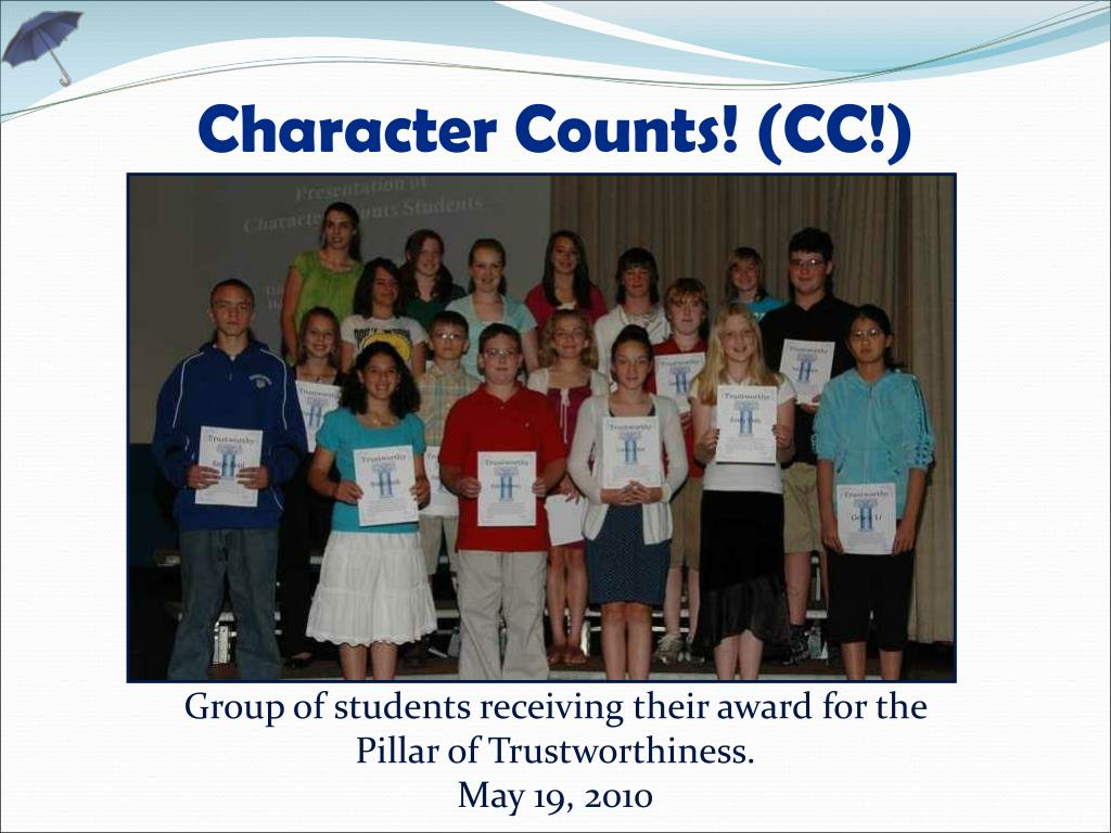 Character Counts! (CC!)
