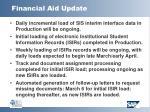 financial aid update15