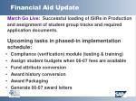 financial aid update16