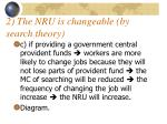 2 the nru is changeable by search theory25
