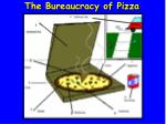 the bureaucracy of pizza