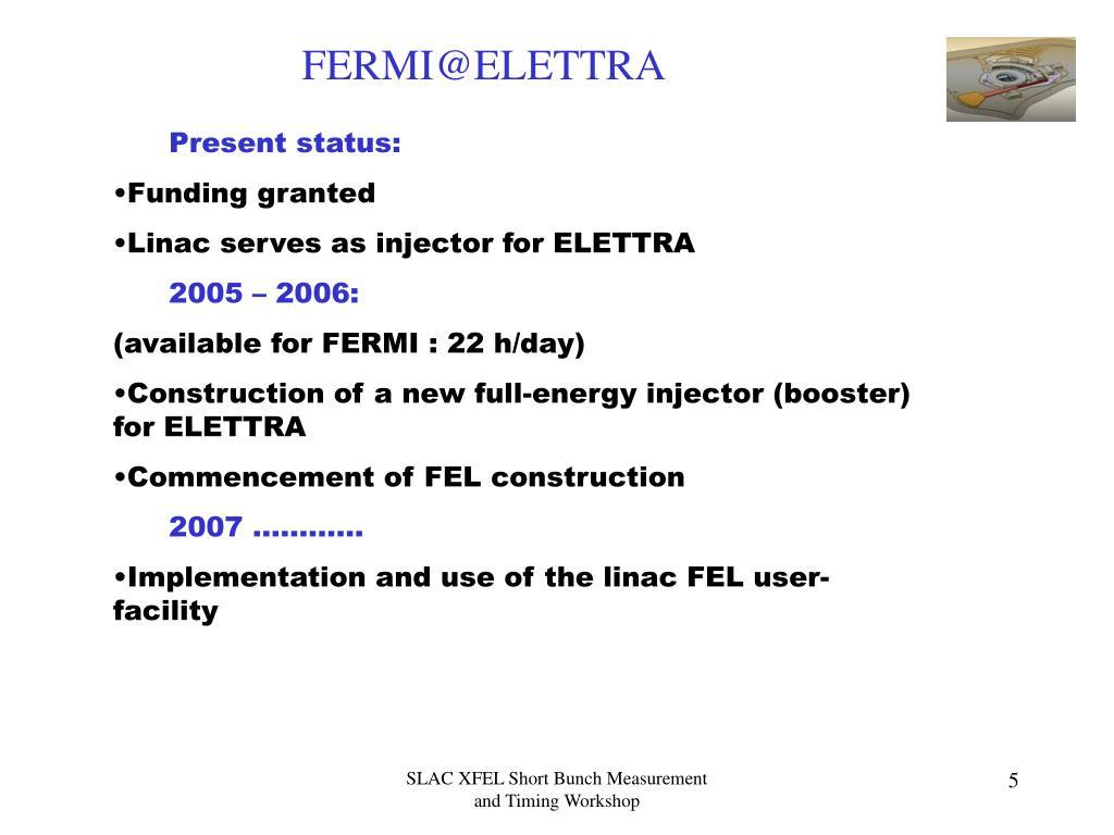 FERMI@ELETTRA