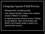 campaign against child poverty5