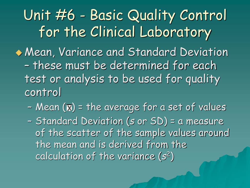 unit 6 lab 3 unit 1: measurement & lab equipment abstract this lab reviews the concept of scientific measurement, which you will employ weekly throughout this course.