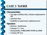 case 2 telorb