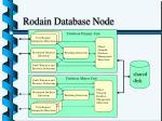 rodain database node