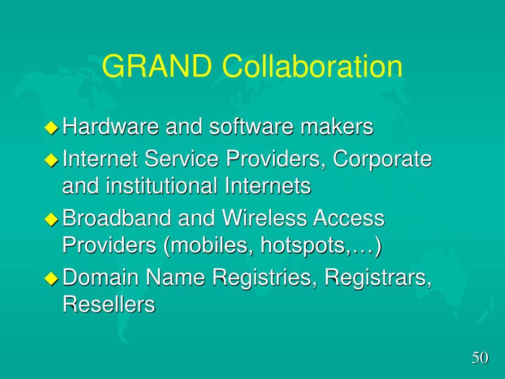 GRAND Collaboration