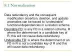 8 1 normalization