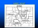 ahec map