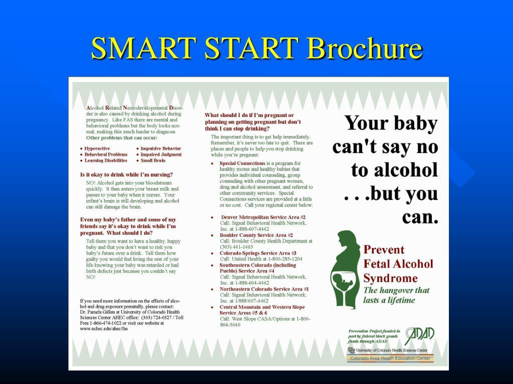 SMART START Brochure