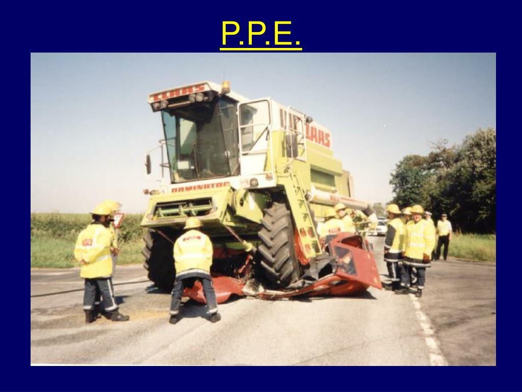 P.P.E.