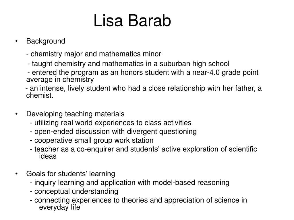 Lisa Barab