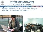internationalization connecting people