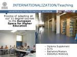internationalization teaching