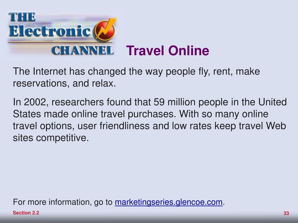 Travel Online
