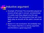 inductive argument11