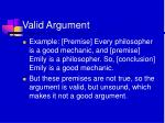 valid argument4