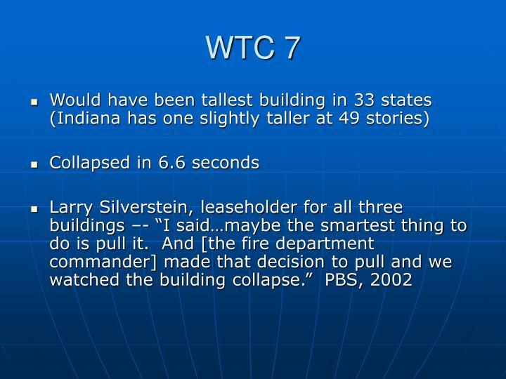 WTC 7