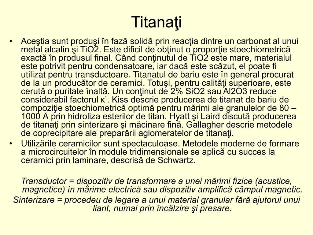 Titanaţi