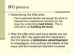 ipo process17