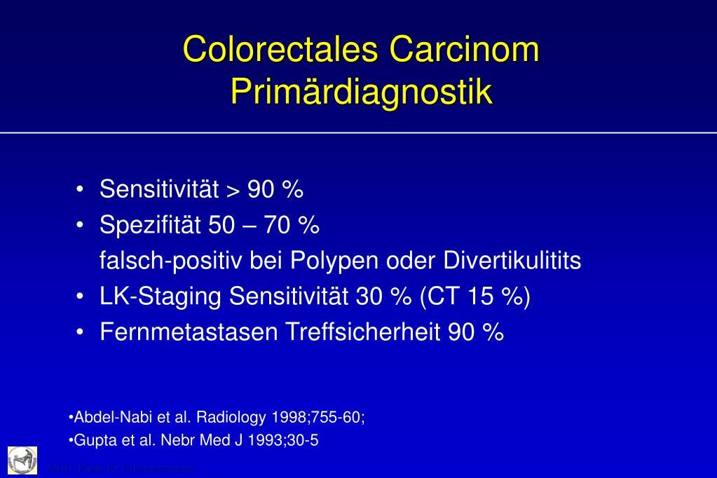 Colorectales Carcinom