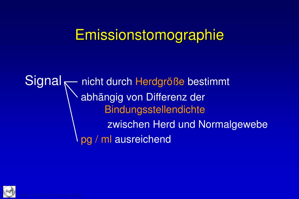 Emissionstomographie