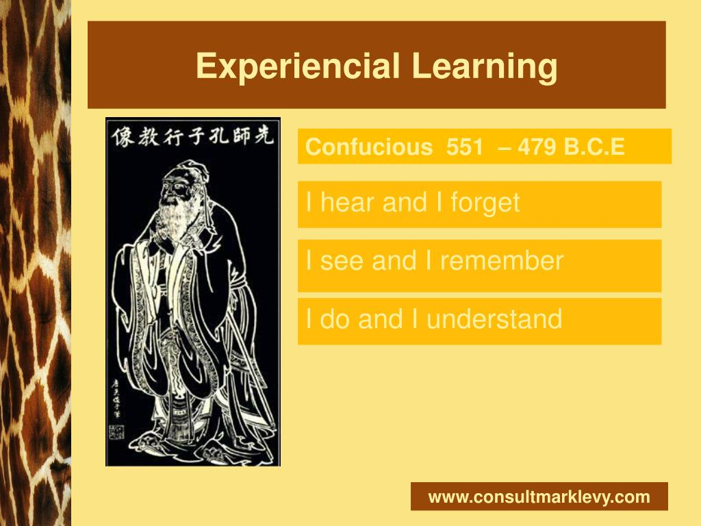 Experiencial Learning