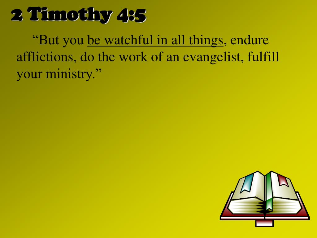 2 Timothy 4:5