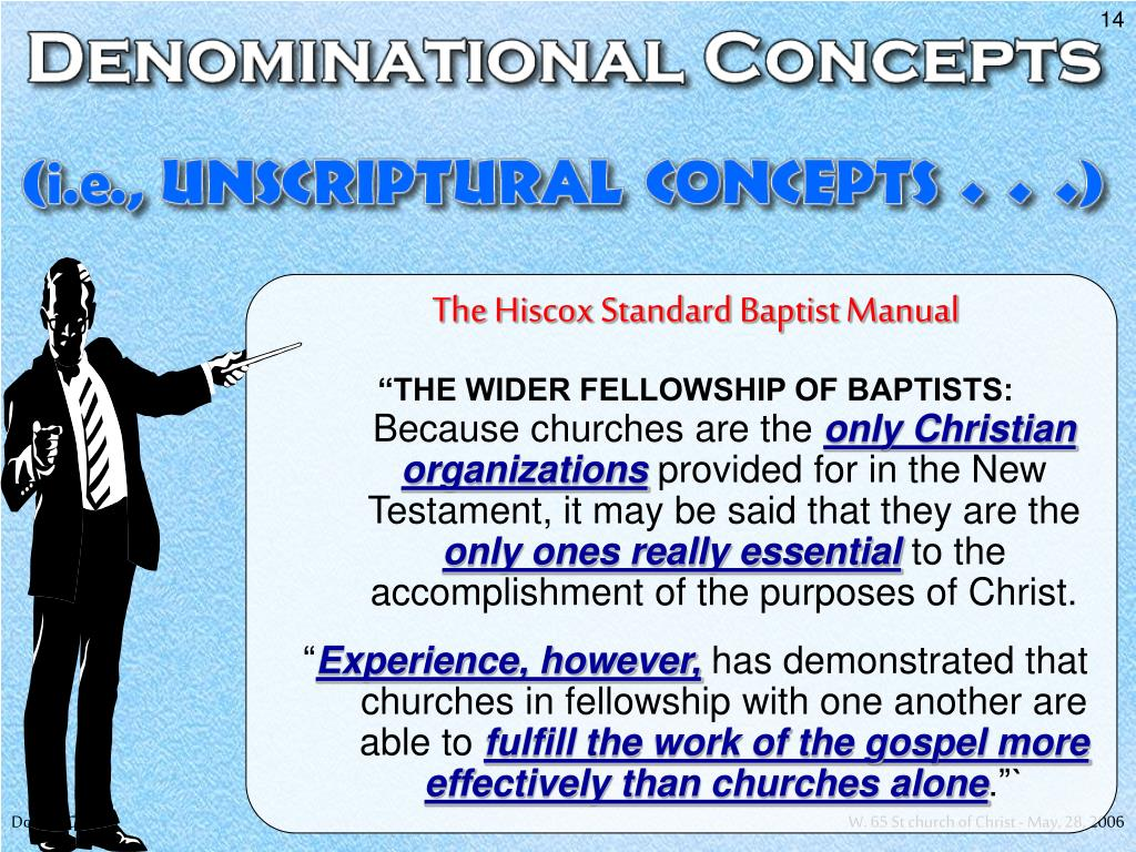 The Hiscox Standard Baptist Manual