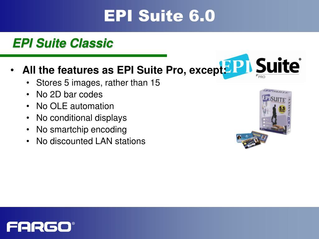EPI Suite Classic