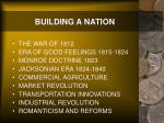 building a nation8