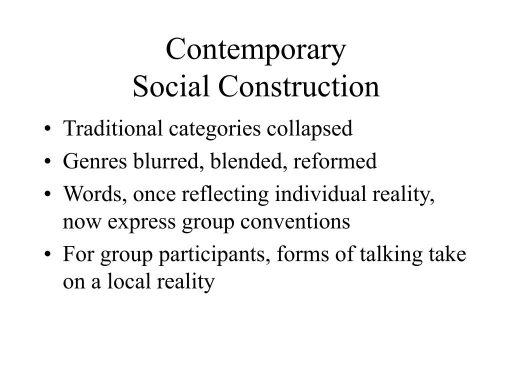 the social construction of reality coursework academic service