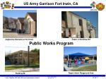 public works program